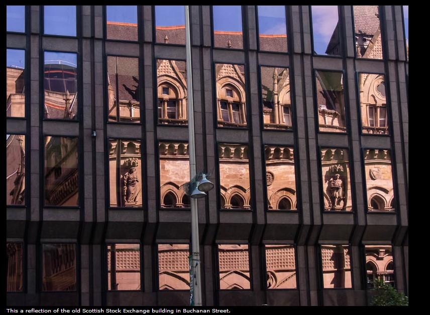 ScottishStocks-the old Glasgow Stock Exchange picture